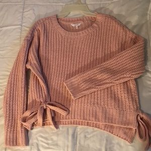 Candies by Khols XL NWOT sweater Pink